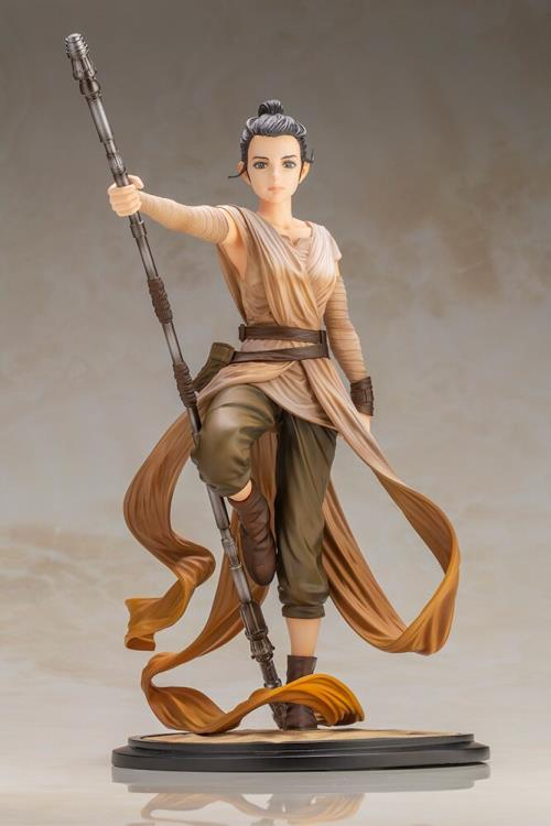 Pre-Order Kotobukiya Star Wars Rey Desendant of Light  ArtFX